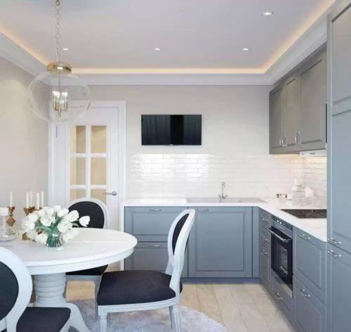 Кухни для маленькой кухни 6 метров цена